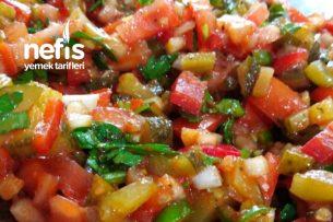 Antep Salatası Tarifi
