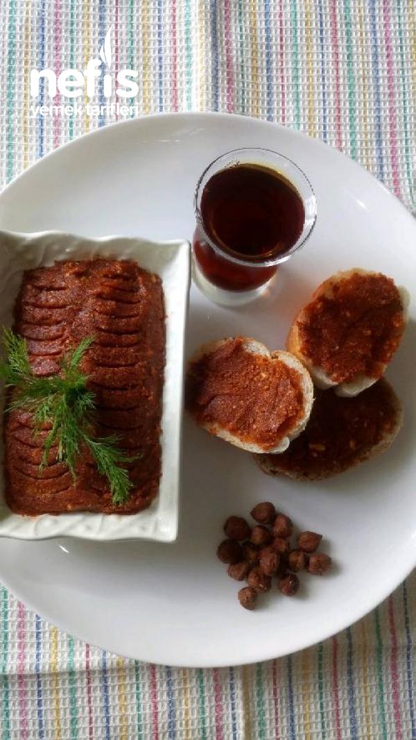 Kahvaltılık Fındıklı Çemen (ev Usulü )