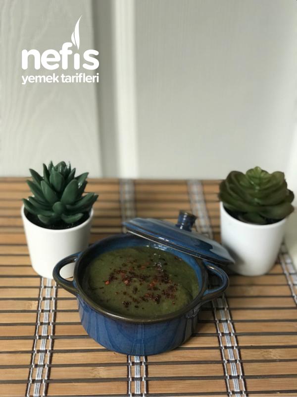 Kilo Vermeye Yardımcı Yeşil Çorba