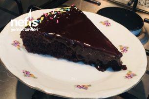 Pirinç Unlu Çikolatalı Kek Tarifi