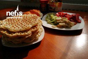 Waffle Tarifi