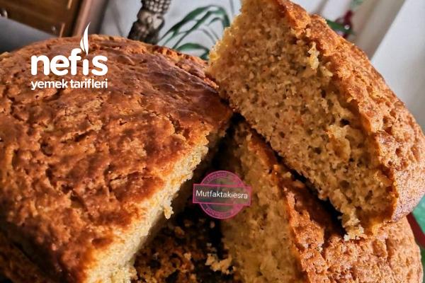 Baharatlı Havuçlu Fındıklı Kek Tarifi