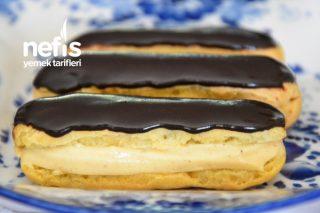 Klasik Pastane Ekler (Videolu) Tarifi