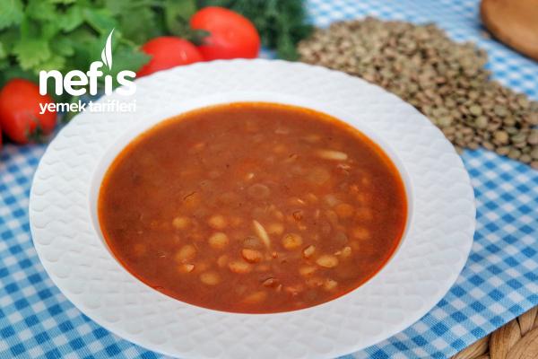 Yeşil Mercimek Çorbası (Kara Şimşek)