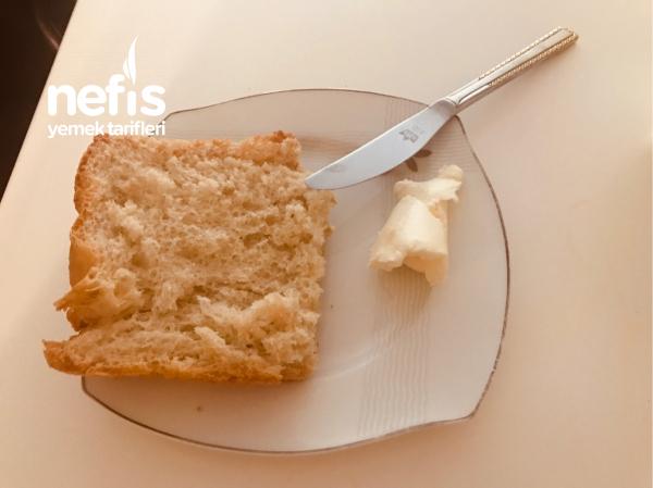 Ekmek Makinasında Tam Buğday Ekmeği