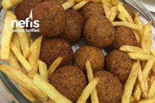 Falafel Köfte Tarifi