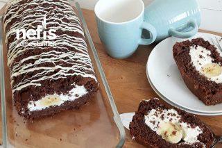 Muzlu Çikolatalı Baton Kek Tarifi