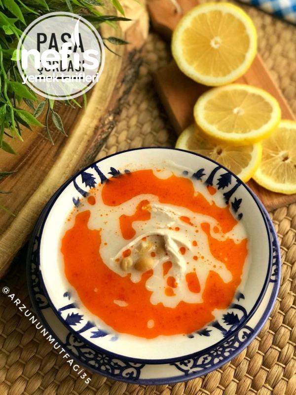 Paşa Çorbası