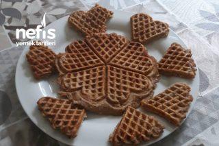 Yulaflı Waffle Tarifi