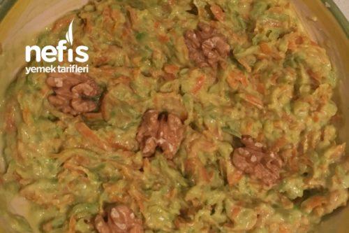 Avokadolu Havuç Salatası - Nefis Yemek Tarifleri