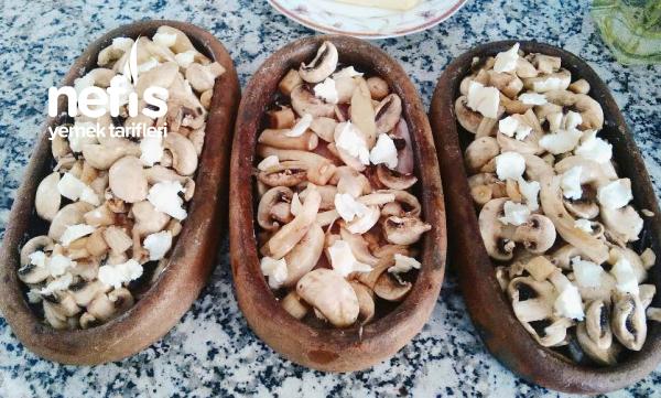 Kiremitte Alabalık (restaurant Usulü)