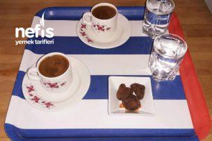 Türk Kahvesi (Az Şekerli) Tarifi