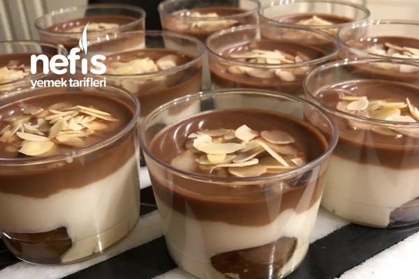 Çikolatalı Kremalı Kemalpaşa Tarifi