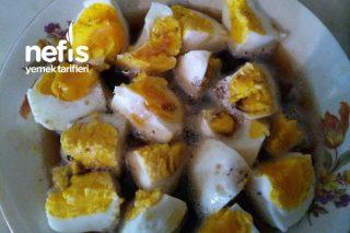Fincanda Kahvaltılık Yumurta Tarifi
