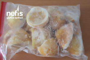 Limon , Portakal Kabukları Çöp Değildir Tarifi