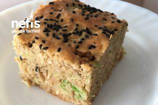 Pırasalı Karabuğday Unlu Kek (Greçka) Tarifi