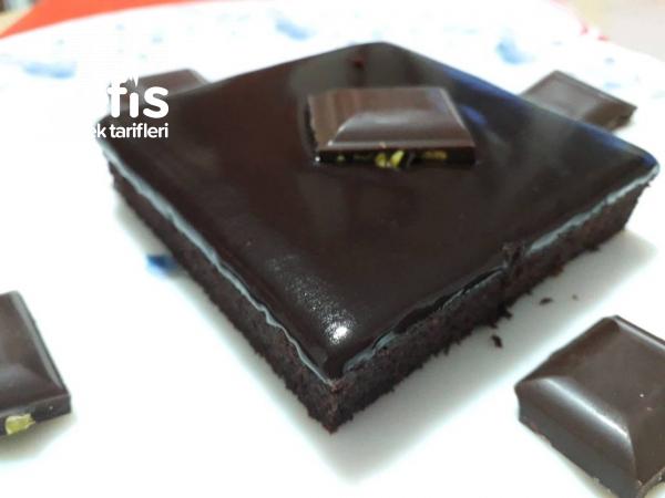 Bitter Çikolatalı Duble Islak Kek ( Bildiğiniz Tüm Tarifleri Unutturacak ).