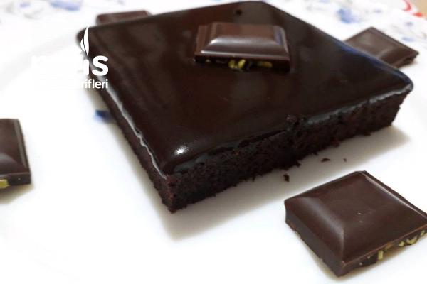 Bitter Çikolatalı Duble Islak Kek ( Bildiğiniz Tüm Tarifleri Unutturacak ) Tarifi