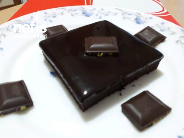Bitter Çikolatalı Duble Islak Kek ( Bildiğiniz Tüm Tarifleri Unutturacak )
