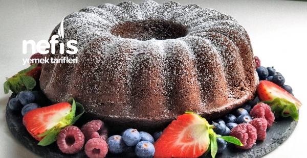 Cikolatali Pamuk Kek