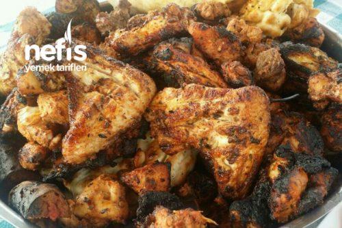 Mangalda Karışık Kebab Tarifi