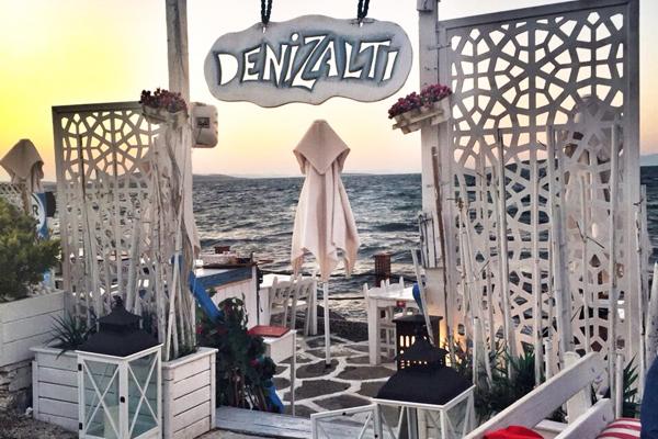denizaltı restaurant urla