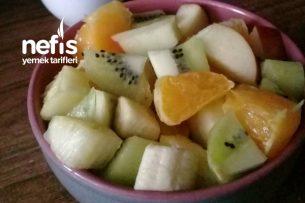 Vitamin Deposu Meyve Salatası Tarifi