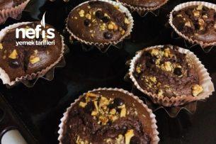 Bol Çikolatalı Muffin Tarifi