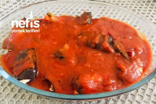 Patlıcan Cannelloni Tarifi