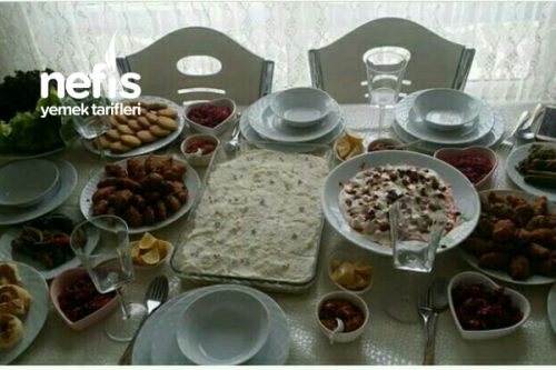 5 Çayı Saati Tarifi