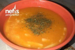 Erişte Çorbası (enfes) Tarifi