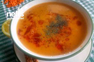 Kırmızı Mercimek Çorbası (Favoriniz Olacak) Tarifi