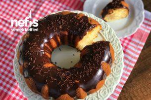 Kuru Meyveli Çikolatalı Kek Tarifi