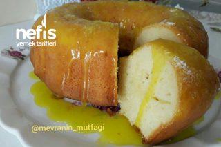 Limonlu Kek (Glazürlü Serinleten Lezzet) Tarifi
