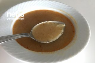 Tavuklu Soğan Çorbası (Tel Şehriyeli) Tercihen Tarifi