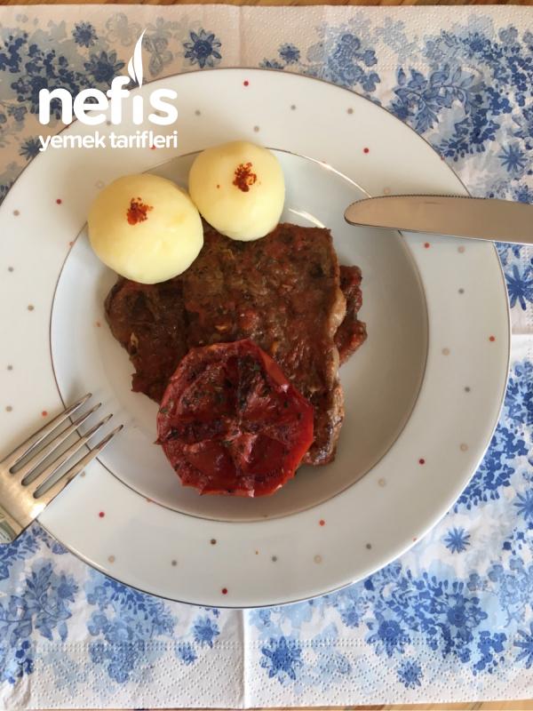 Domates Soslu Biftek