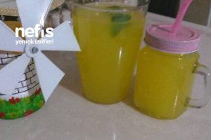 Ev Yapımı Acısız Limonata Tarifi