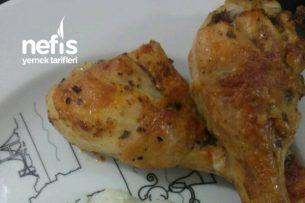 Fırın Poşetinde Tavuk But Tarifi