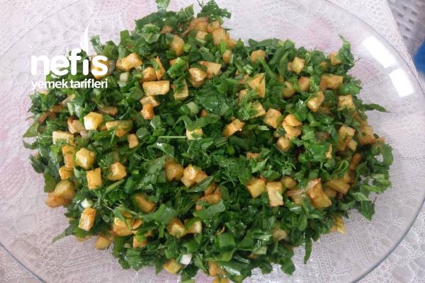 Annemin Salatası Tarifi