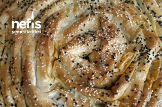 Çıtır Ispanak Böreği Tarifi