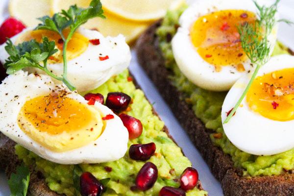 kilo verdiren yiyecekler yumurta