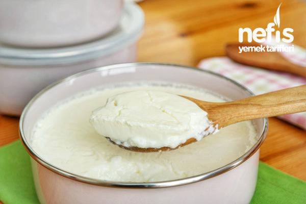 kilo verdiren yiyecekler yoğurt