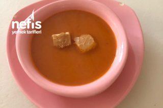 Yaz Konservesinden Muhteşem Domates Çorbası Tarifi