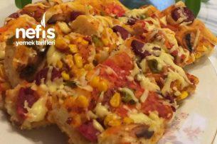 Yumuşacık Pizza Tarifi