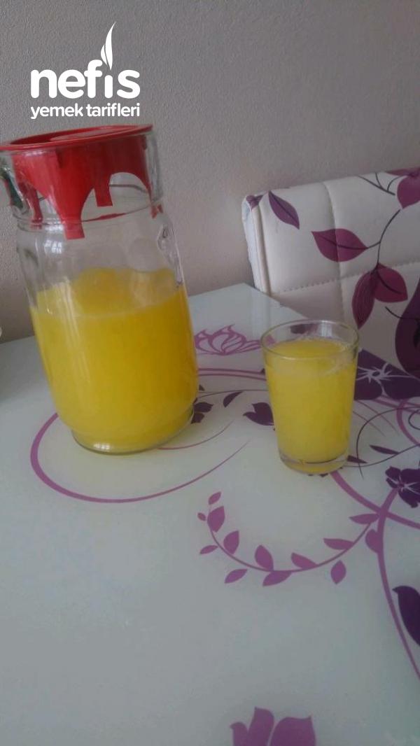 1 Limon Ve 1 Portakala Harika Limonata