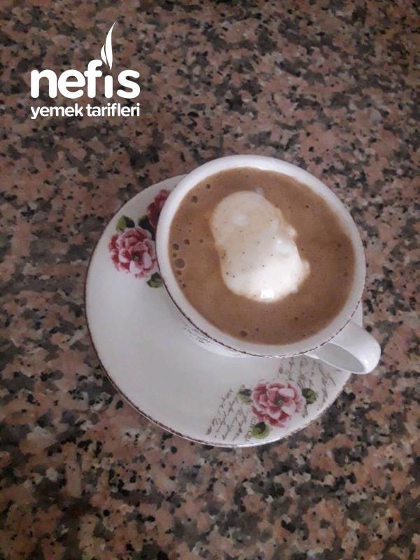 Dondurmalı Türk Kahvesi