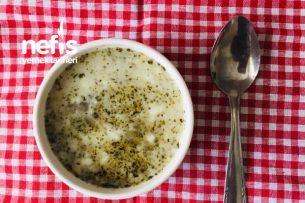 Mantı Çorbası Kübra Usul Tarifi