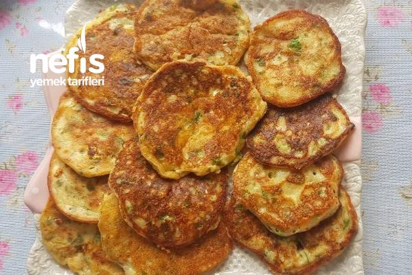 Peynirli Pankek Tarifi