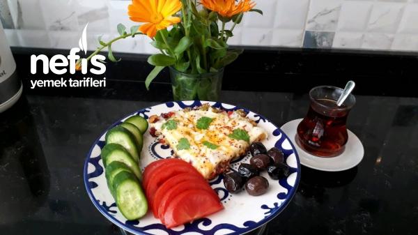 Sebzeli Omlet (haftasonu Kahvaltısının Vazgeçilmezi)