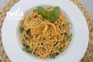Spagetti Napolitan Tarifi
